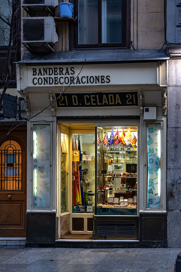Comercios Históricos de Madrid | Plaza Mayor - La Latina