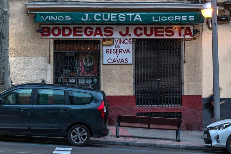Comercios Históricos de Madrid   Delicias - Pacífico