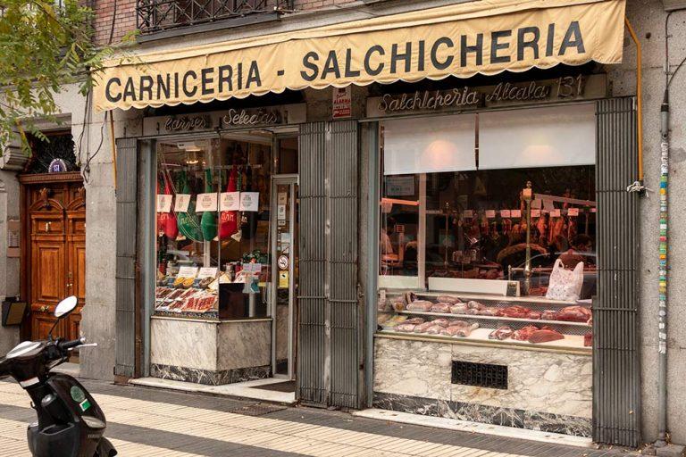 Comercios Históricos de Madrid | Salamanca