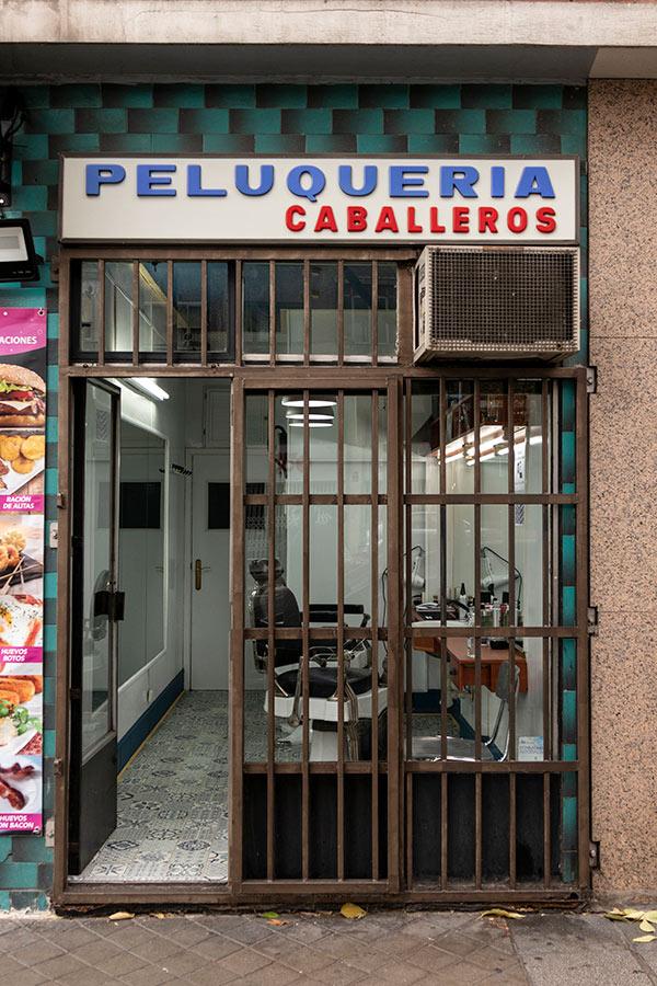 Delicias - Pacífico | Peluquería (2020)