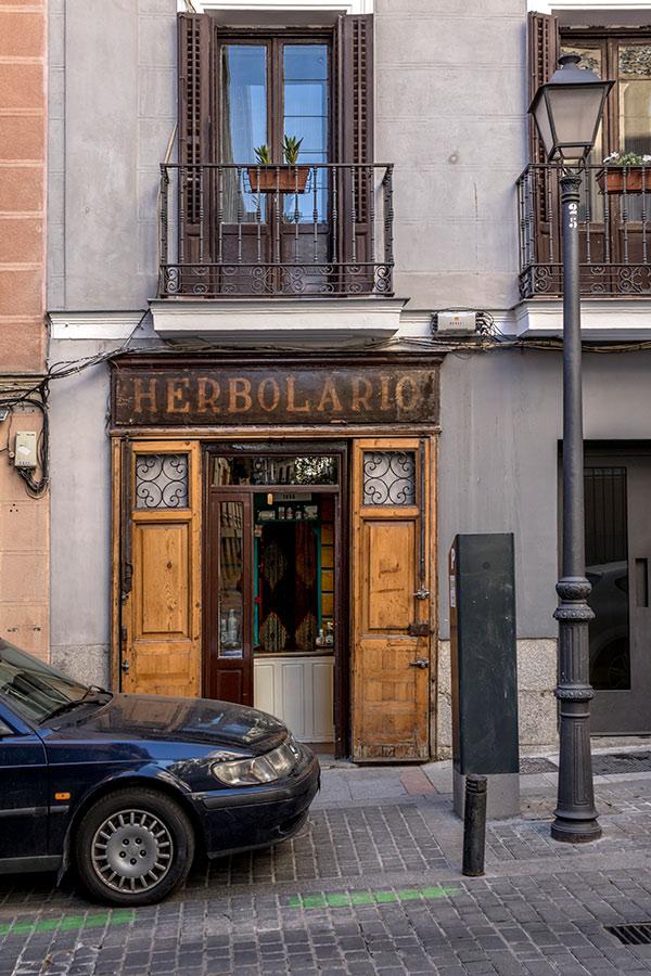 Comercios Históricos de Madrid | Chueca - Malasaña