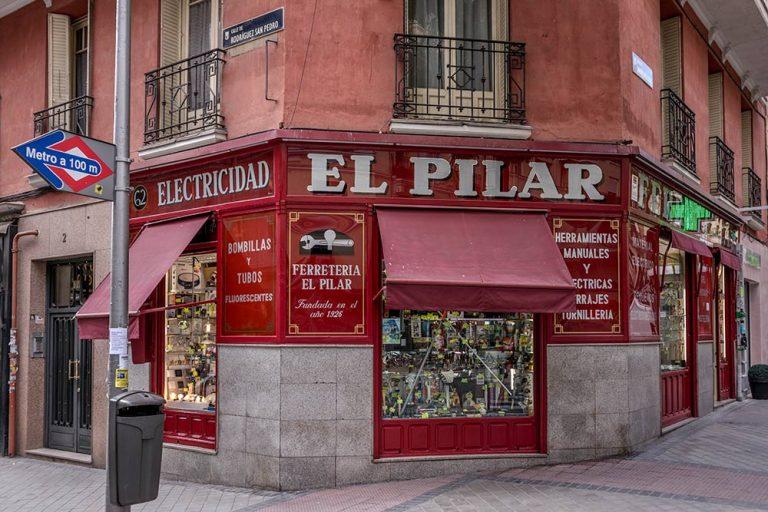 Comercios Históricos de Madrid | Argüelles - Moncloa