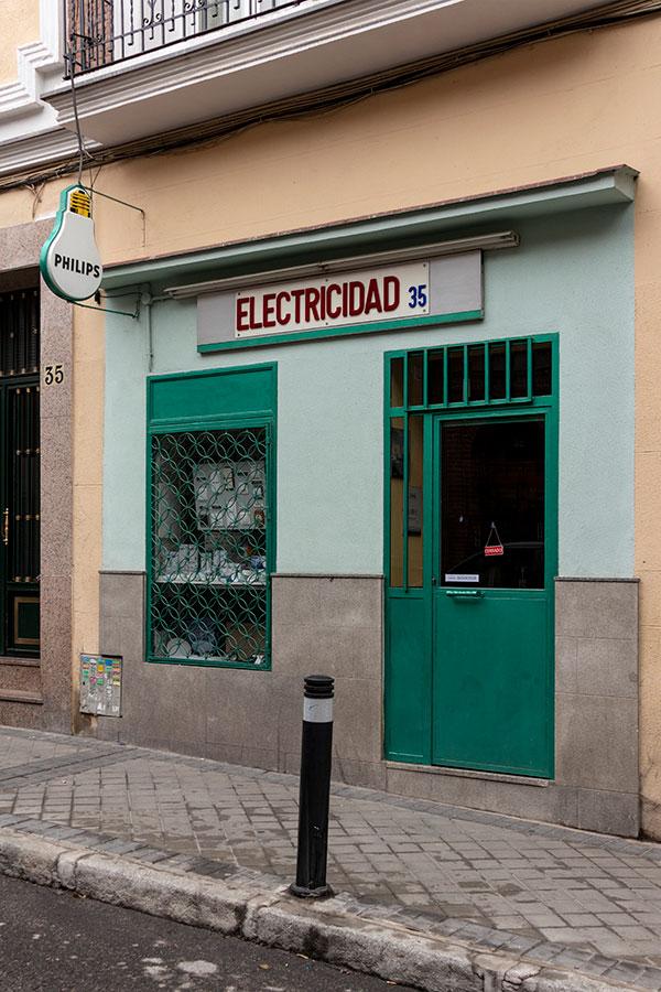 Comercios Históricos de Madrid | Cuatro Caminos