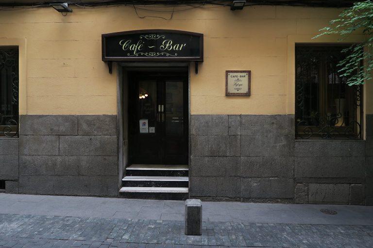 Comercios Históricos de Madrid | Plaza Santa Ana - Las Letras