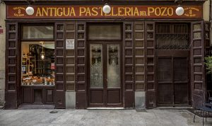 Comercios Históricos de Madrid | Puerta del Sol - Ópera | Pastelería El Pozo