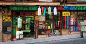Comercios Históricos de Madrid | El Rastro Lavapiés