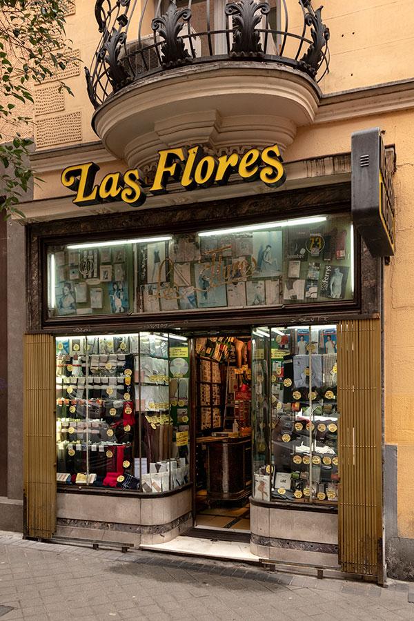 Comercios Históricos de Madrid   Argüelles - Moncloa