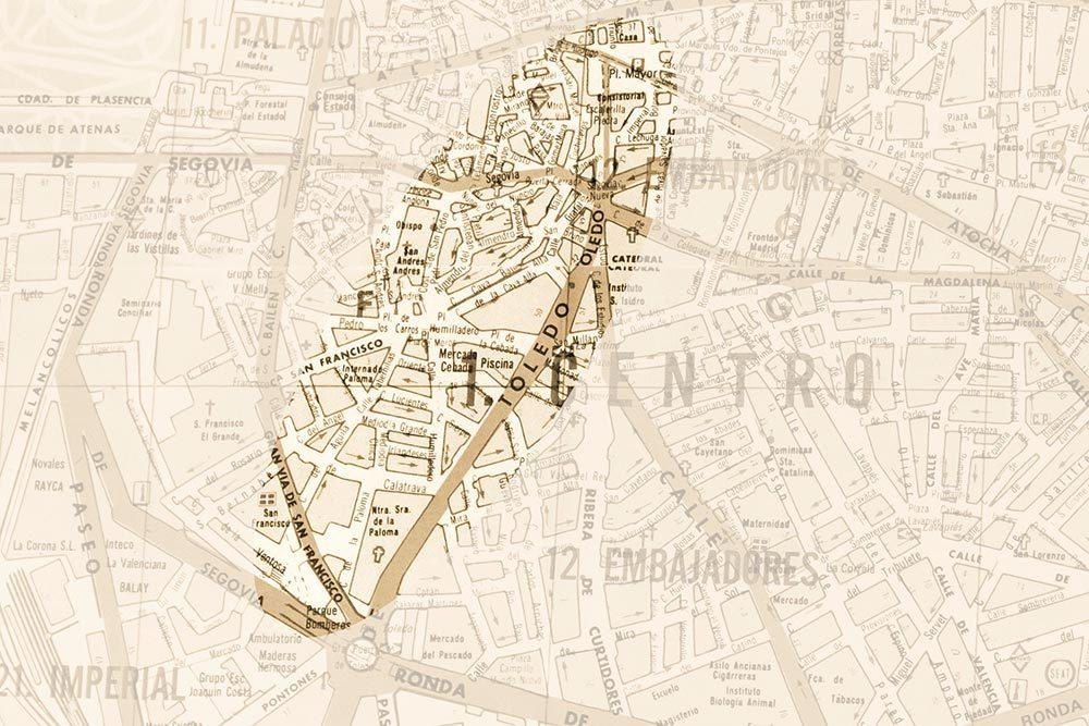 Comercios Históricos de Madrid ©Luis Pita Moreno